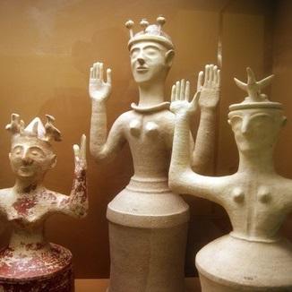 Ritual Body Postures