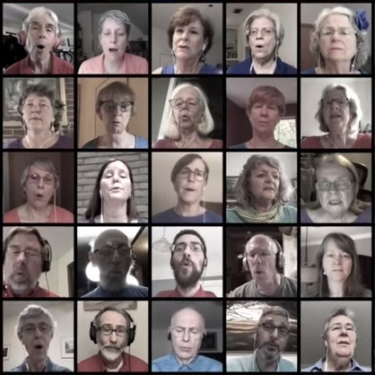 Virtual Choir Opportunity