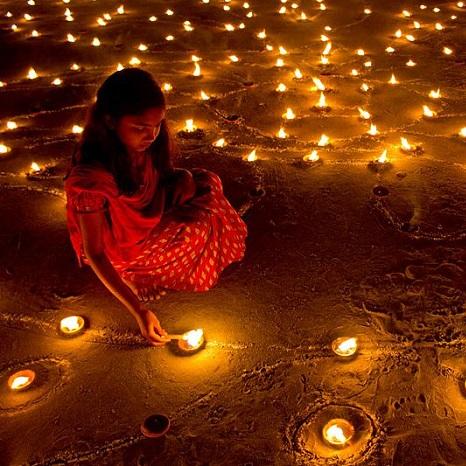 "Sunday, November 15: ""The Light of Diwali"""