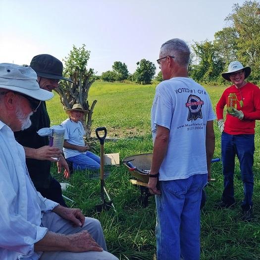 Volunteer at Heritage Acres