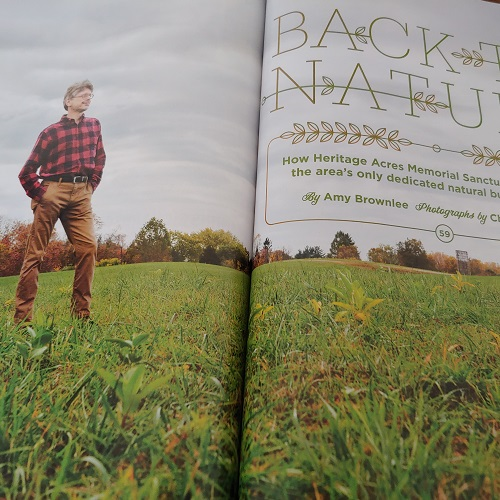 Heritage Acres Is in Cincinnati Magazine!