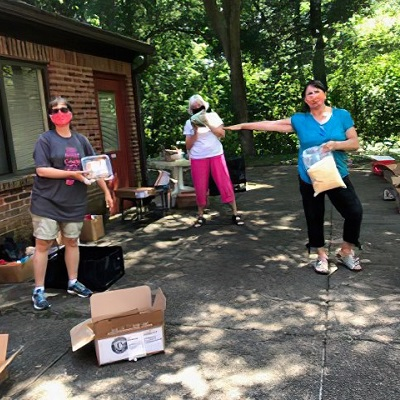 Food Distribution Coming to a Close in May