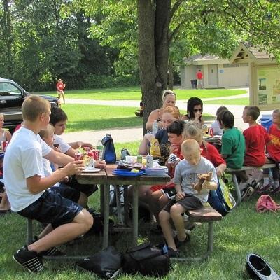 Sunday, July 4: Fourth of July Picnic