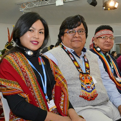 Topic: Indigenous Peoples' Day